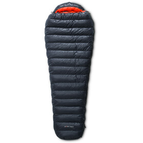 Yeti V.I.B. 400 Sleeping Bag L, black/red